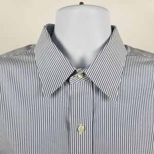 Brooks Brothers Regent Non Iron Striped 17 6/7